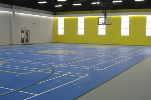 Main Gym Interior